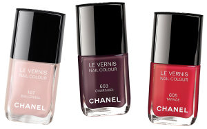 Chanel-Spring-2014-nails_Chanel-Ballerina-167-nail-colour_Chanel-Charivari-603-nail-colour_Chanel-Tapage-605-nail-colour