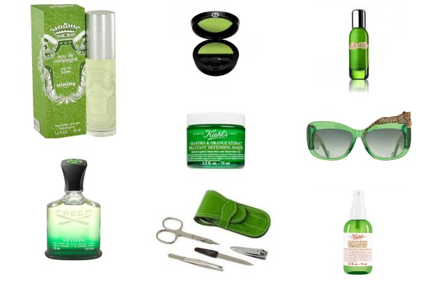 Knall grønt er årets farge i 2017  Gimle Parfymeris blogg